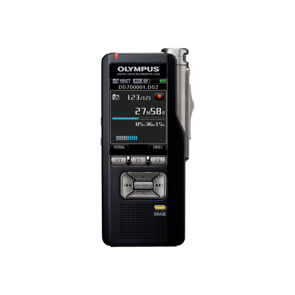Olympus DS-7000, Voice Recorder digitale