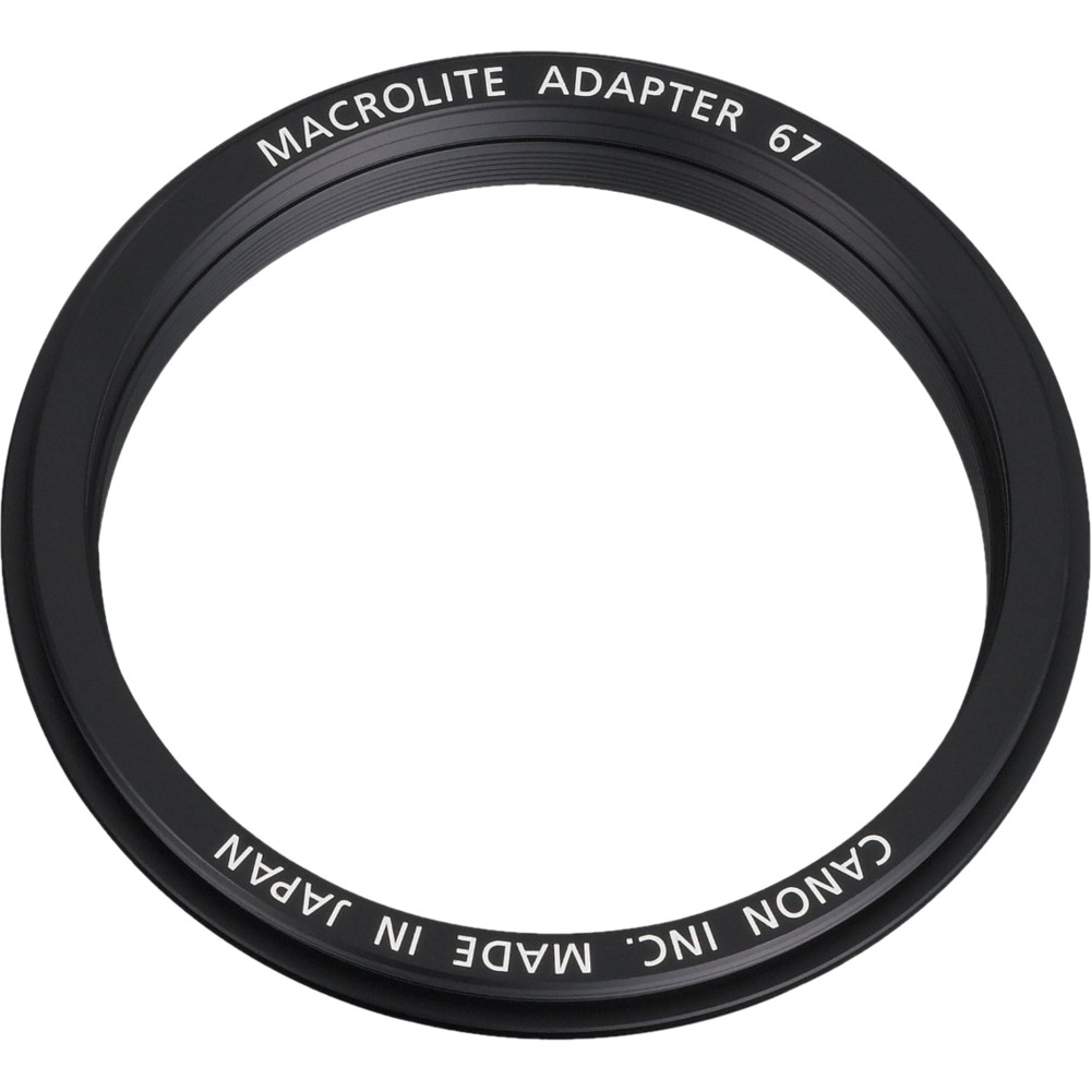 CANON Macro-Flash-Adapterring 67C