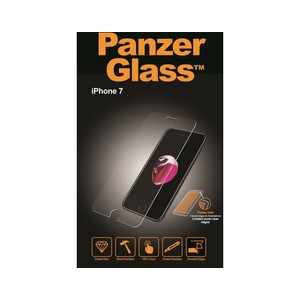 PANZERGLASS Panzerglas für iPhone 7 & 8 Clear