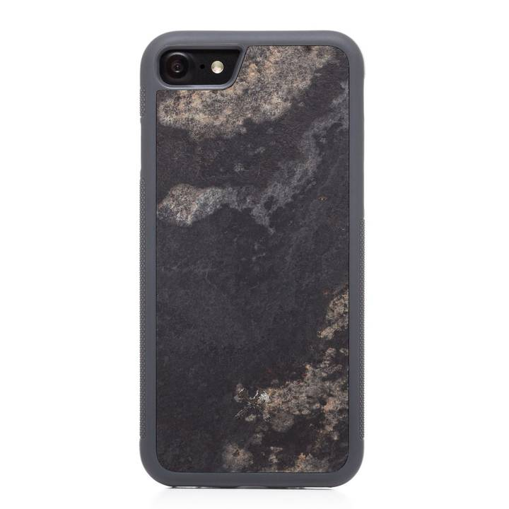 WOODCESSORIES Back Cover EcoBump iPhone 7 / 8 Camo Gray