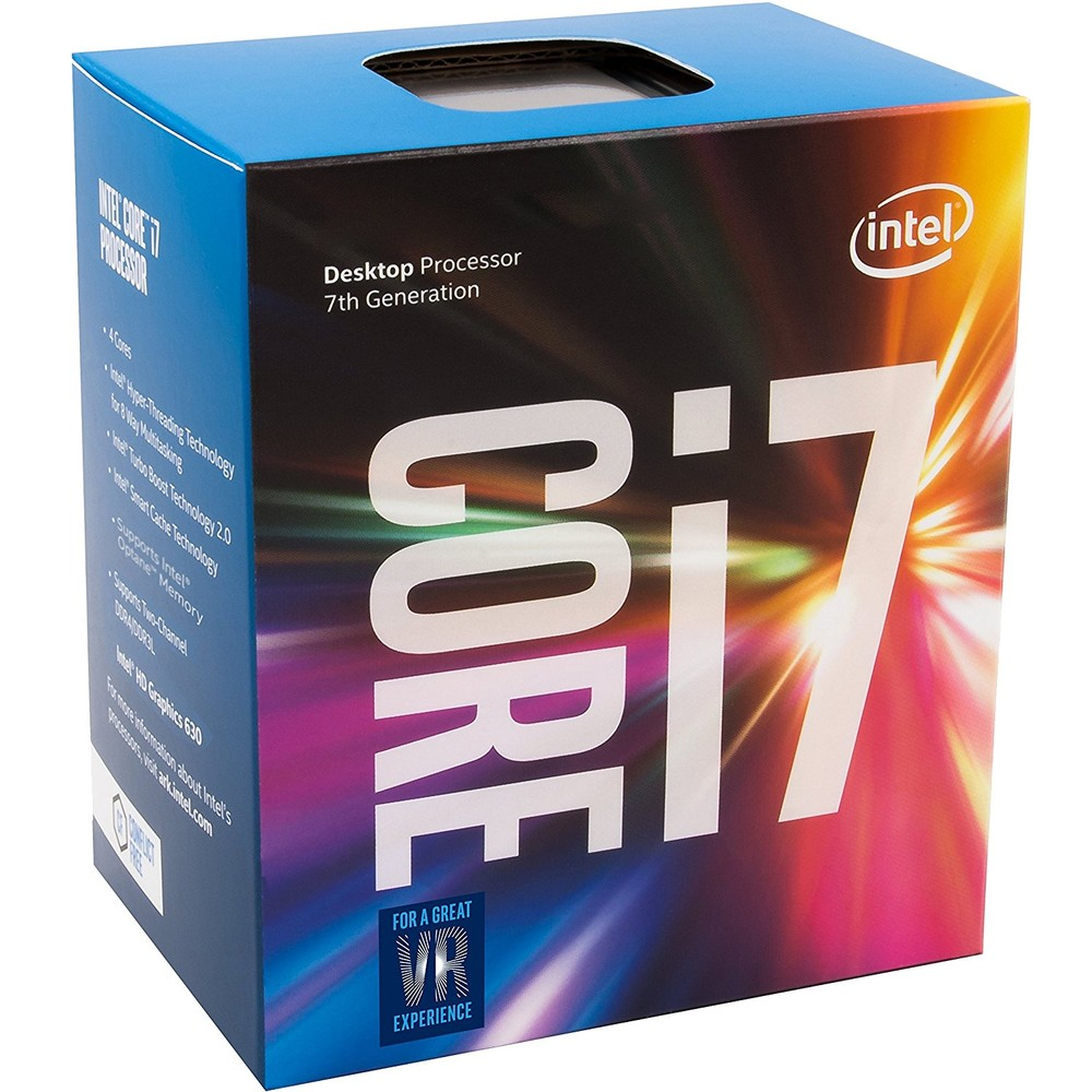 CPU/Core i7-7700 3.60GHz LGA1151 BOX