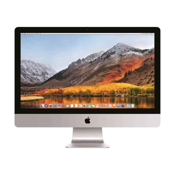 "APPLE iMac 27"" Retina 5K, 3.8 GHz, 8 GB RAM, 3 TB Fusion Drive"