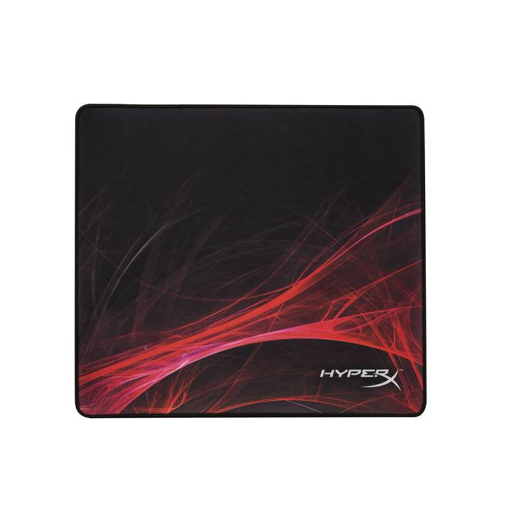 KINGSTON HyperX FURY S Speed Edition Pro Gaming Spiel-Mauspads Schwarz, Rot