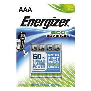 ENERGIZER Eco Advance Batterien