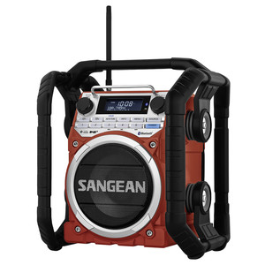 SANGEAN Outdoor U-4BTROT mit DAB+/Bluetooth