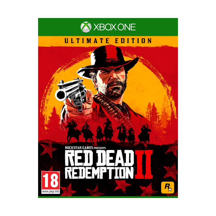 Red Dead Redemption 2 UltimateEdition, X