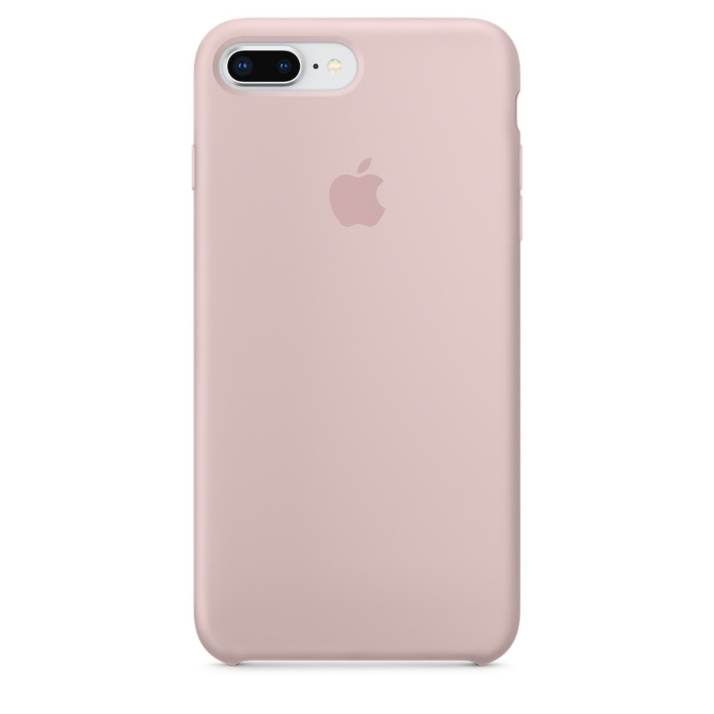APPLE iPhone 8 Plus / 7 Plus Silikon Case Sandrosa
