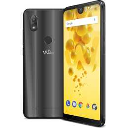 """WIKO View 2, 6"""", 32 GB, Dual SIM, 13 MP, Anthracite"""