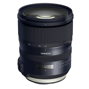 TAMRON AF SP 24-70 mm f/2.8 Di VC USD G2 Canon