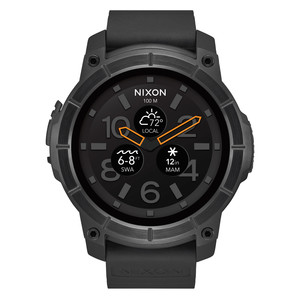 NIXON The Mission Black