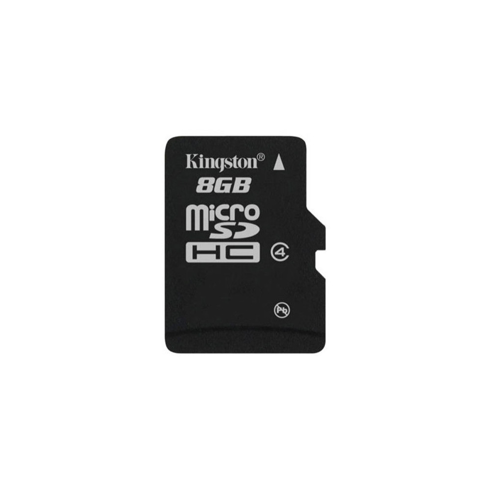 Secure Digital/8GB microSDHC w/o Adapter