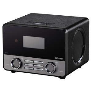 HAMA Internetradio IR110, Black