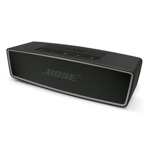 BOSE Bluetooth Lautsprecher Soundlink Mini 2 Black/Carbon