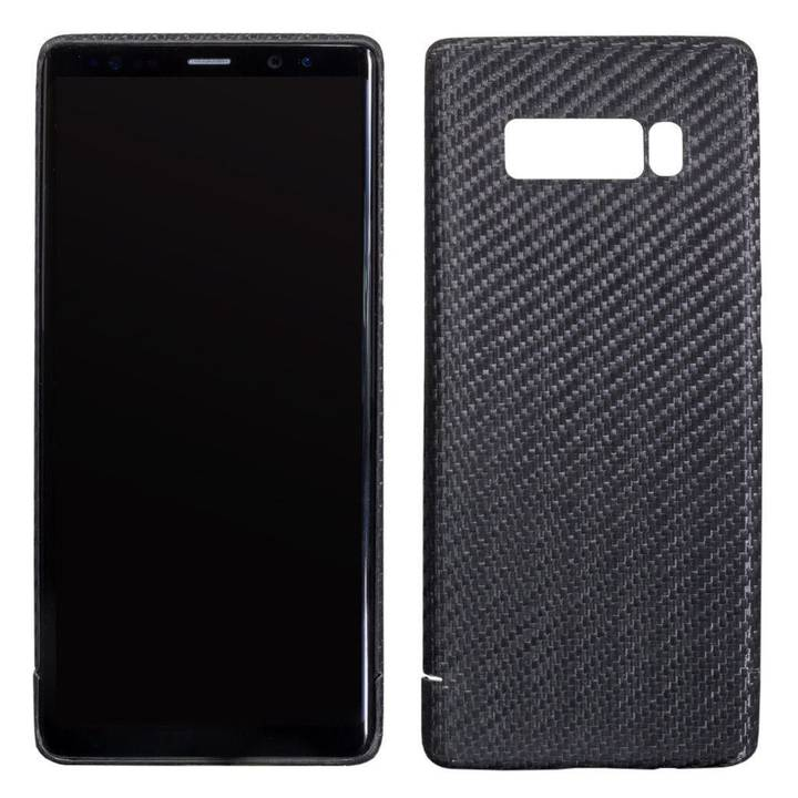 NEVOX Backcover Carbon Series pour Galaxy Note 8
