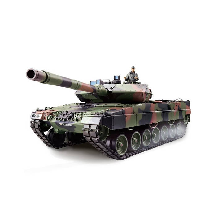 1/16 RC Leopard 2A6 BB Sommertarn
