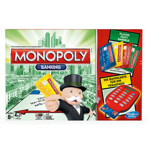 HASBRO INTERACTIVE Monopoly Electronic Banking CH-Edition
