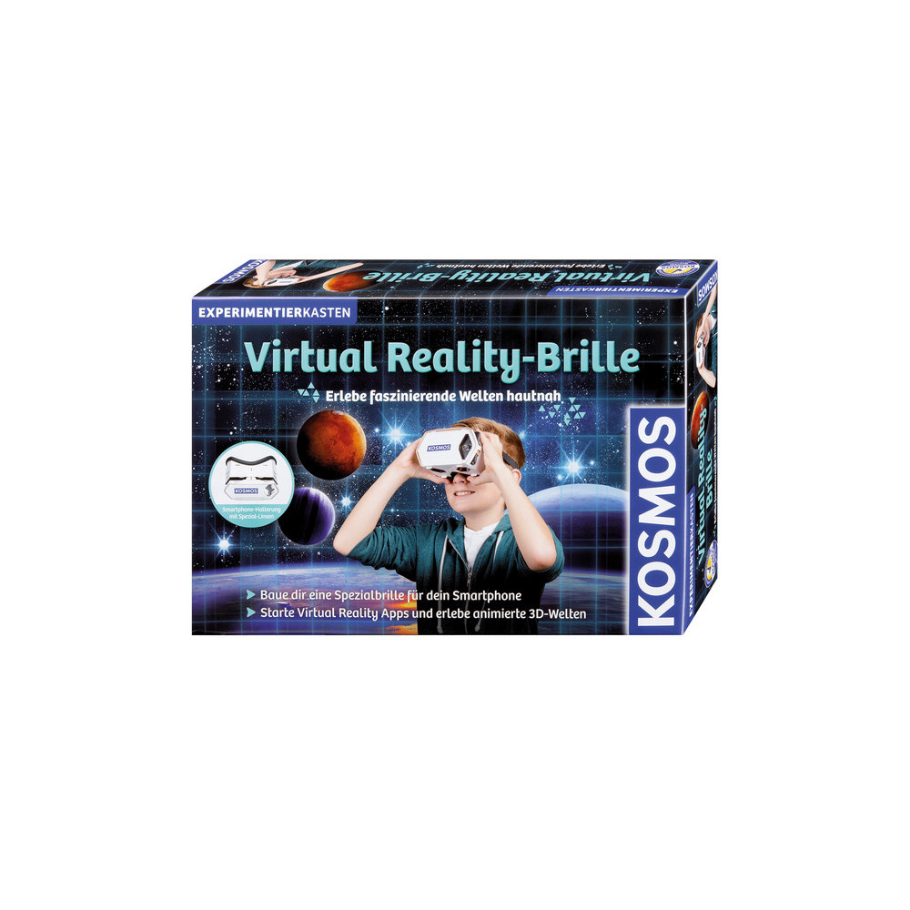 Virtual Reality-Brille Alter: 8+