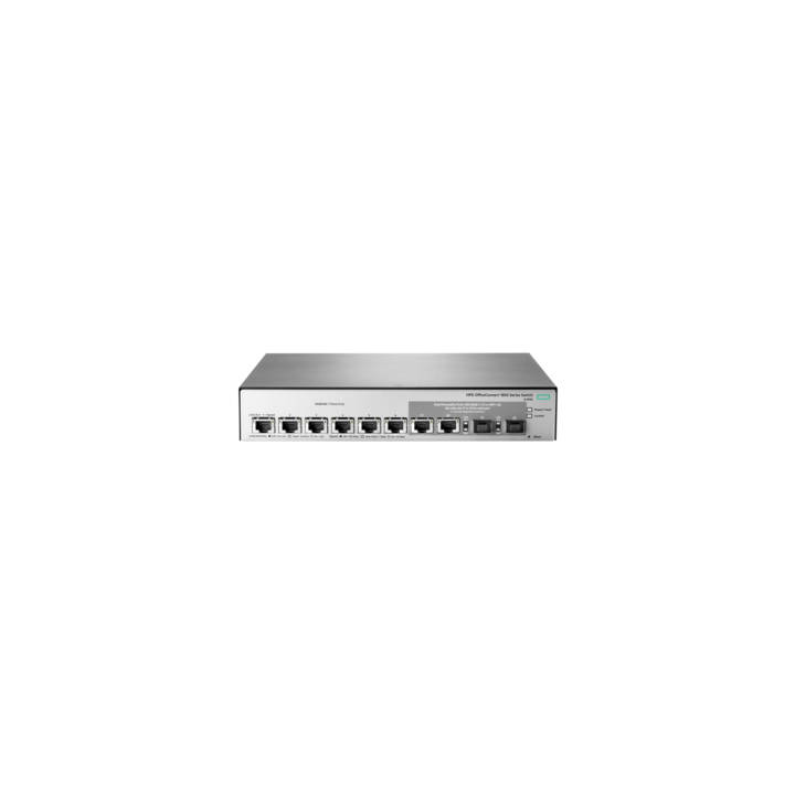 HPE OfficeConnect 1850 6XGT & 2XGT/SPF+