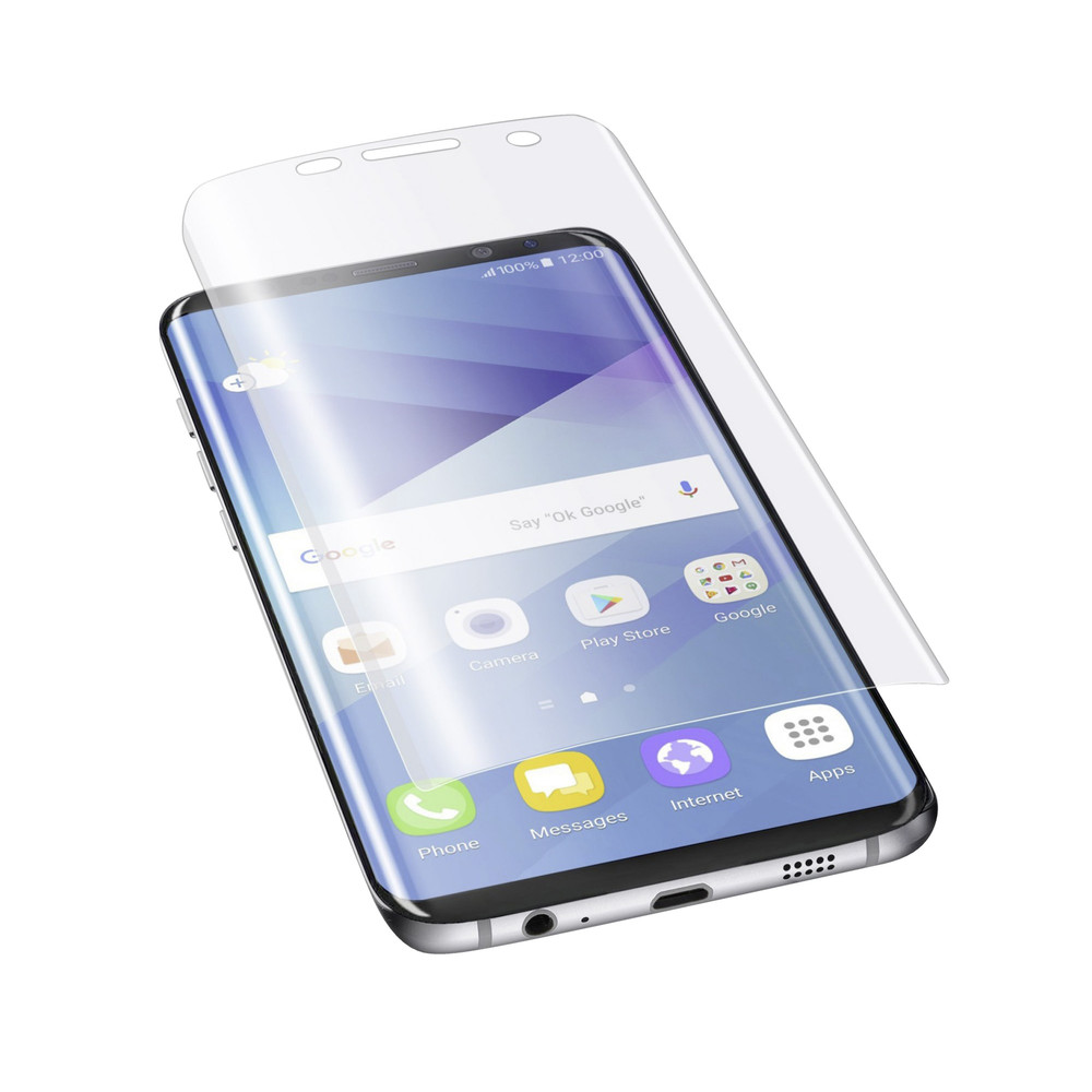 CELLULAR Invisible Curved-Film für Galaxy S8
