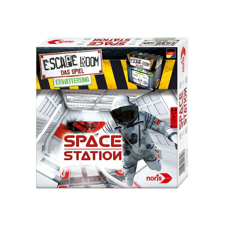 Escape Room Space Station Alter: 16+, fü