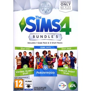 The Sims 4 - Bundle 5 (Version DFI)