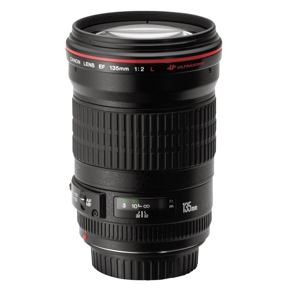 CANON EF 135 mm f/2.0