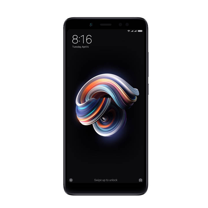 XIAOMI Redmi Note 5, 64 GB, Dual SIM, Black, Global Version