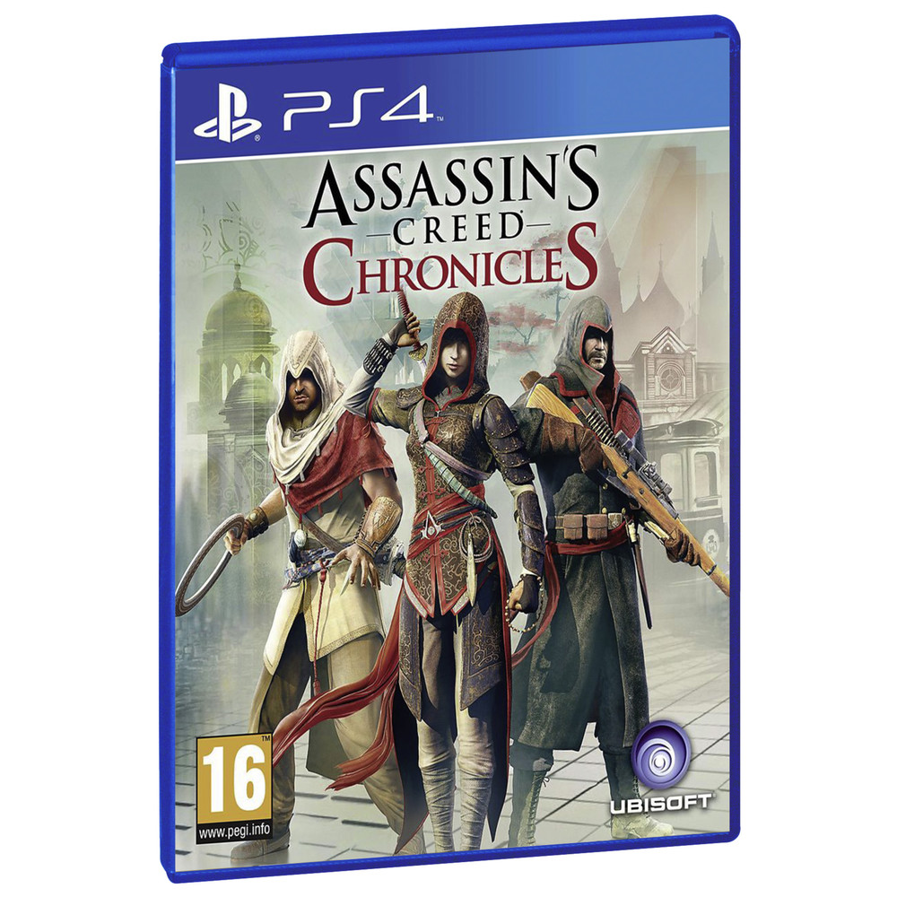 Assassins Creed Chronicles Pack