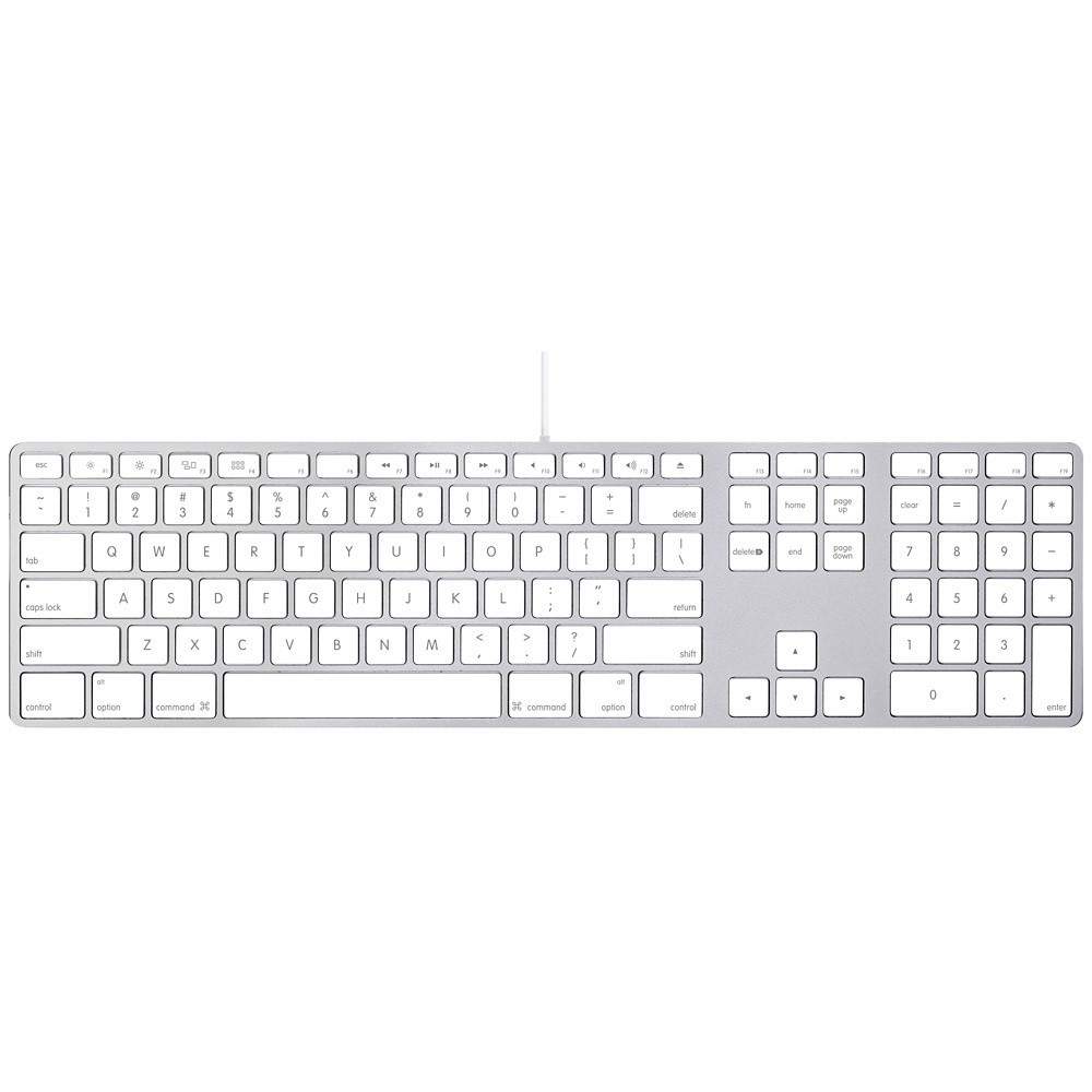 APPLE Keyboard mit Ziffernblock