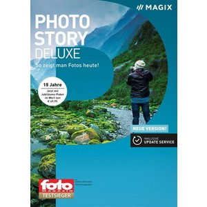 MAGIX Photostory Deluxe (Version D)