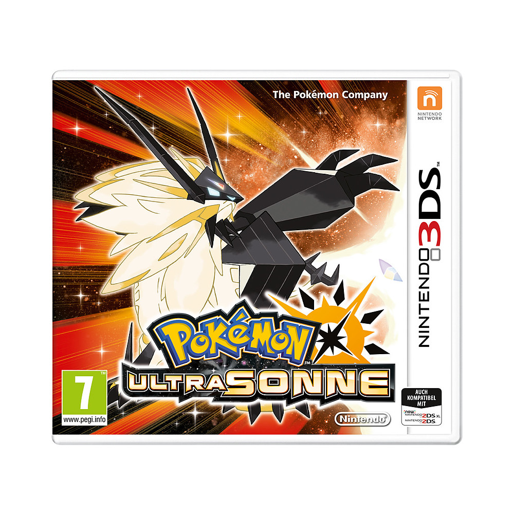 Pokémon Ultrasonne (Version D)