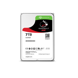 SEAGATE IronWolf NAS 7 TB HDD Serial ATA III