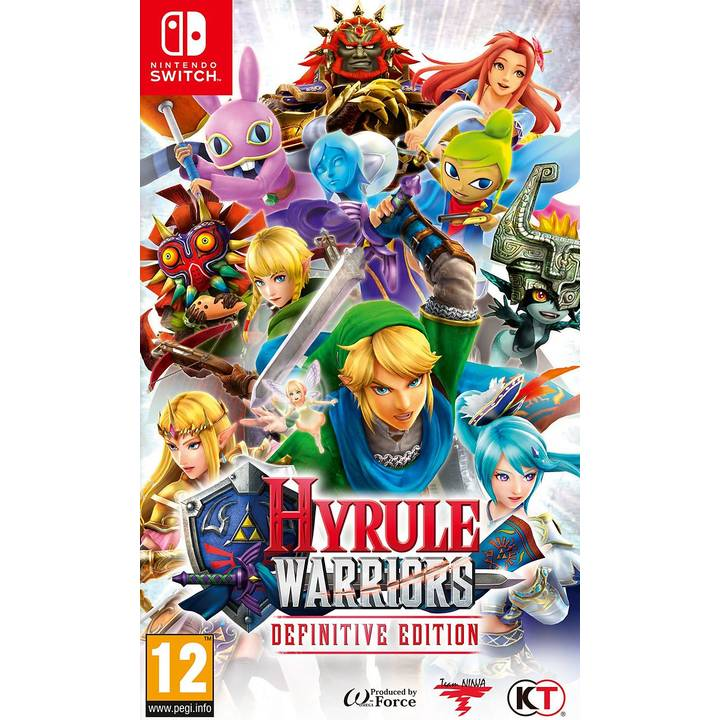 Hyrule Warriors - Édition définitive (IT)