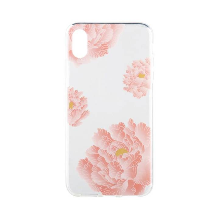 FLAVR Back Cover Pink Peonies iPhone XS Max