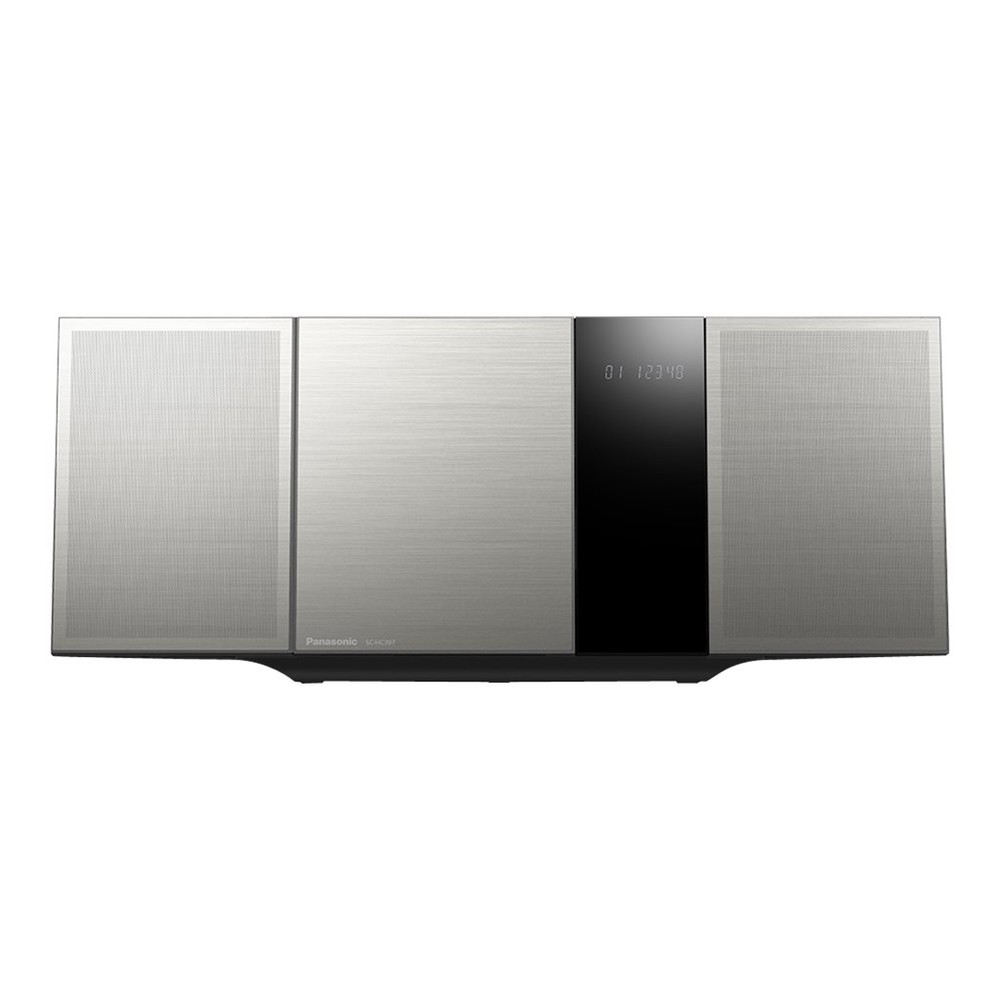 PANASONIC All-in-One System SC-HC397EG Silver