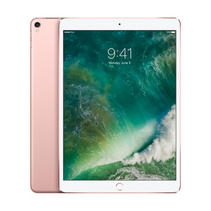 APPLE iPad Pro Wi-Fi + Cellular, 10.5'', 256 GB, Rose Gold