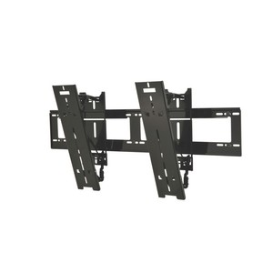 "PEERLESS INDUSTRIES Slimline Universal Ultra-thin Tilt Wall Mount SUT660P, 37"" - 60"""