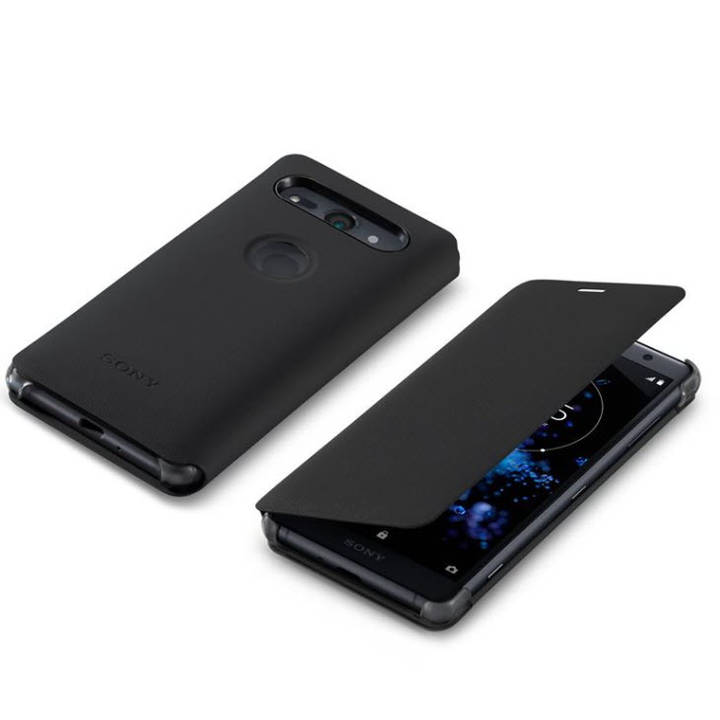 SONY SCSH50, Xperia XZ2 Compact, Black