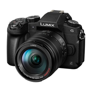 PANASONIC DMC-G81HEG-K 14-140 mm