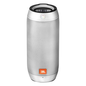 JBL Bluetooth Lautsprecher Pulse 2 Silver