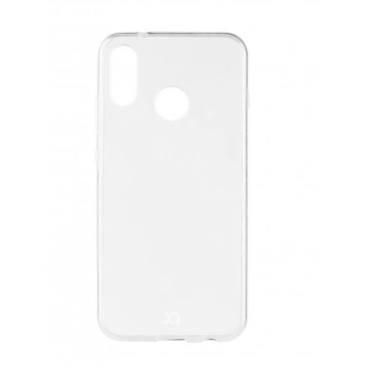 XQISIT Back Cover Flex Huawei P20 Lite Clear