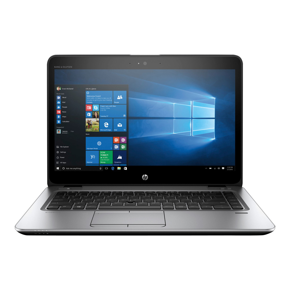 "HP EliteBook 840 G3, 14"", i7, 8 GB RAM, 256 GB SSD"
