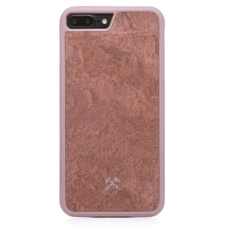 WOODCESSORIES Backcover EcoBump für iPhone 7 / 8 Plus Canyon Red