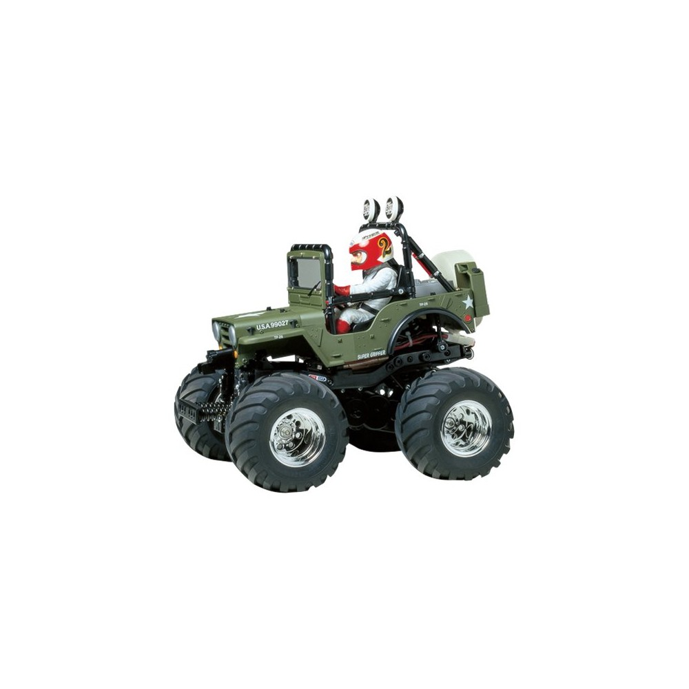 Tamiya Wild Willy 2 WR-02 Bausatz, 1:10,