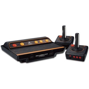 ATGAMES Flashback 8 Console HD Gold