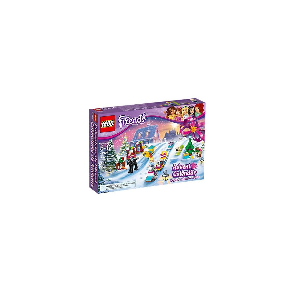 LEGO Friends Heartlake Adventskalender (41326)