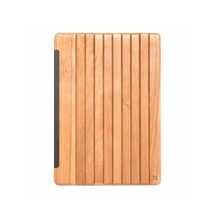 """WOODCESSORIES Tablet Book Cover EcoGuard iPad 9.7"""" Kirsche"""