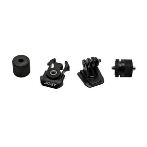 JOBY 4-teiliges Action-Adapter-Kit