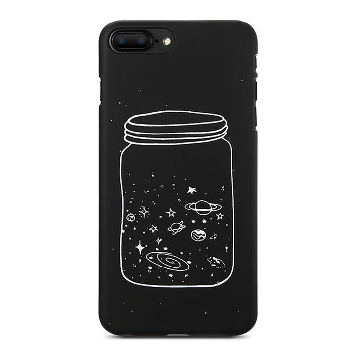 EG FLOVEME Backcover für Apple iPhone X XS - Flasche