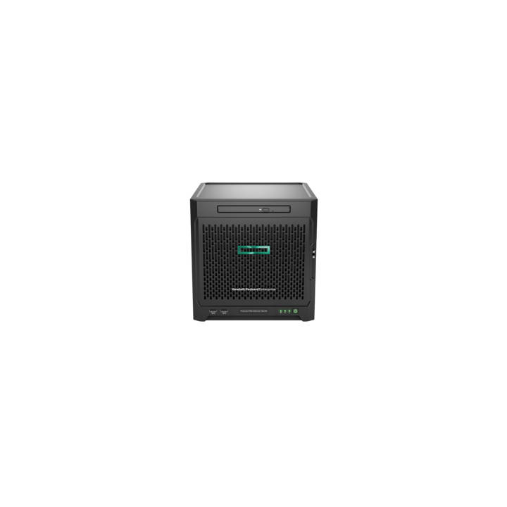 HPE ProLiant MicroServer Gen10 Entry - Ultra-Micro-Tower - Opteron X3216 1.6 GHz - 8 GB - 0 TB - mit HPE 1TB SATA 6G Entry 7.2K LFF (3.5in) RW 1yr Wty HDD